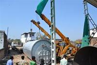 Installation of pyrolysis plant in Andhra Pradesh