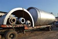 Installation of pyrolysis plant in Chennai