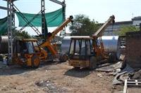 Installation of pyrolysis plant in Hassi