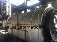Pyrolysis plant installed in Haryana, Hisar